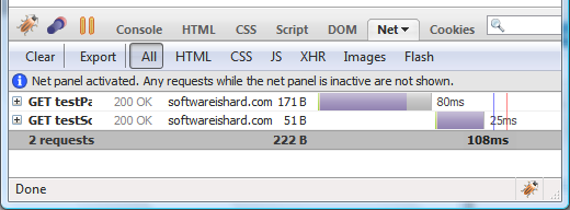 Introduction to Firebug: Net Panel | Software is hard